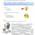 Expressing Likes And Dislikes Worksheet   Free Esl Printable | Likes And Dislikes Worksheets Printable