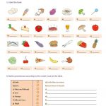 Expressing Likes, Dislikes And Preferences Worksheet   Free Esl | Likes And Dislikes Worksheets Printable