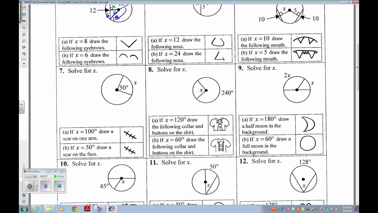 Faceing Math Printable Worksheets (82+ Images In Collection) Page 2 | Faceing Math Printable Worksheets