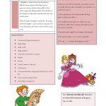 Fairy Tales Worksheet   Free Esl Printable Worksheets Madeteachers | Fairy Tale Printable Worksheets