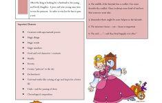 Fairy Tale Printable Worksheets