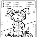 Fall Math Worksheets For Pre K To 1St Grade   Frugal Mom Eh!   Free | Free Printable Fall Math Worksheets