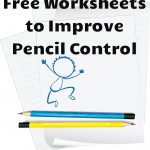 Fine Motor Skills Practice | Readyteacher | Free Printable Fine Motor Skills Worksheets