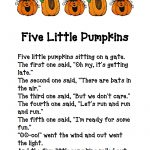 Five Little Pumpkins.pdf   Google Drive | Nursery Rhymes | Five | Five Little Pumpkins Printable Worksheet