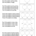 Five Little Pumpkins Worksheet   Free Esl Printable Worksheets Made | Five Little Pumpkins Printable Worksheet