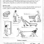 Forces Printable | Science   Carol Vorderman's Homework Help | Science Worksheets Ks2 Printable