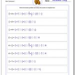 Fraction Division | Fraction Worksheets 6Th Grade Printable
