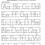 Free Alphabet Worksheets   Google Search | Letters | Pre K Math | Free Printable Abc Worksheets