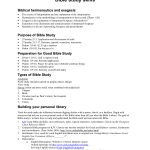 Free Bible Worksheets For Adults | Poweredtumblr . Minimal Theme | Free Printable Bible Study Worksheets For Adults