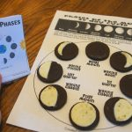 Free Moon Phases Mini Book (Instant Download) | Phases Of The Moon Printable Worksheets