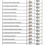 Free Personal Hygiene Worksheets |  Care Lesson Plans Lesson | Free Printable Life Skills Worksheets