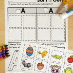 Free Phonemic Awareness Sorting Worksheets   A Kinderteacher Life   Free Printable Phoneme Segmentation Worksheets