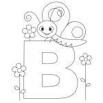 Free Printable Alphabet Coloring Pages For Kids   Best Coloring | Free Printable Color By Letter Worksheets