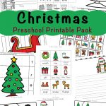 Free Printable Christmas Worksheets   Fun With Mama | Free Printable Christmas Worksheets