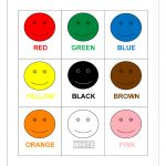 Free Printable Color Recognition Worksheets   Learn Basic Colors | Color Recognition Worksheets Free Printable