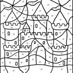 Free Printable Colornumber Coloring Pages   Best Coloring Pages | Free Printable Coloring Worksheets For Kindergarten