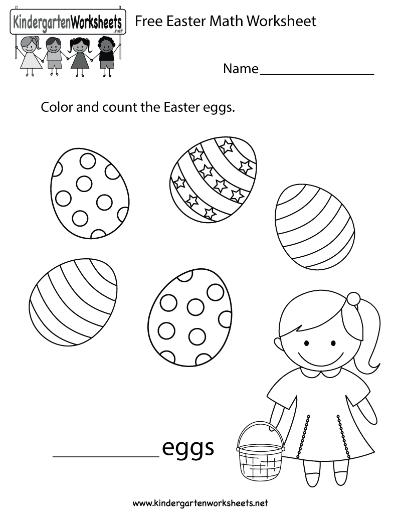 Free Printable Easter Worksheets – Happy Easter & Thanksgiving 2018 | Free Printable Easter Activities Worksheets