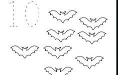 Preschool Halloween Worksheets Printables