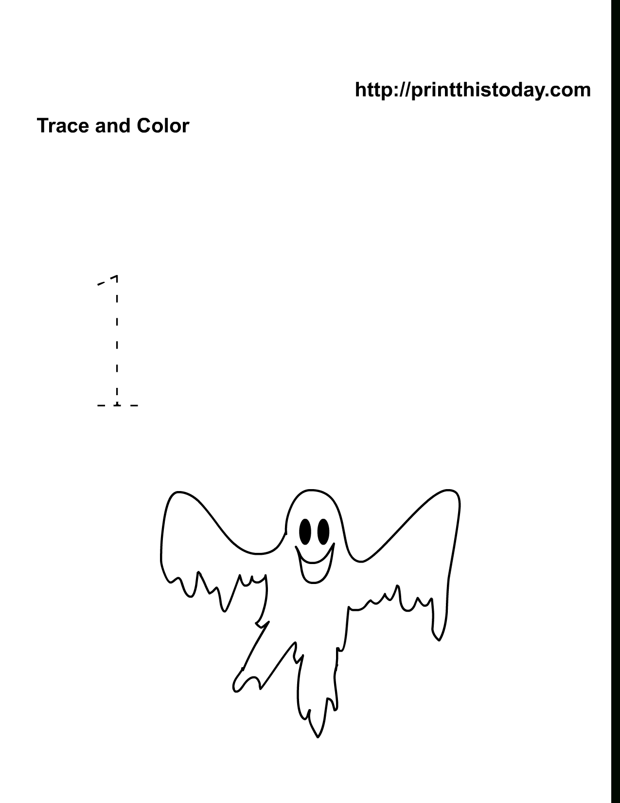 Free Printable Halloween Math Worksheets For Pre-School And Kindergarten | Printable Halloween Math Worksheets