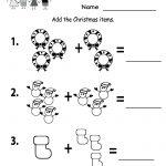 Free Printable Holiday Worksheets | Free Printable Kindergarten | Free Printable Holiday Worksheets
