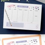 Free Printable Home Organization Worksheets (77+ Images In | Free Printable Home Organization Worksheets