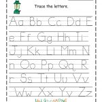 Free Printable Letter Worksheets For Preschoolers To Download   Math | Free Printable Letter Worksheets