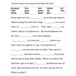 Free Printable Literacy Worksheets | Activity Shelter | Free Printable Ela Worksheets