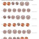 Free Printable Money Worksheets For 1St Grade | Free Printables | Free Printable Money Worksheets For 1St Grade