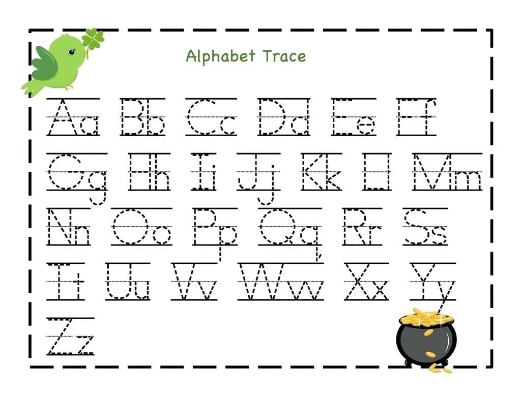 Free Printable Name Tracing Worksheets Free Kindergarten Capital | Free Printable Tracing Letters And Numbers Worksheets