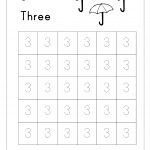 Free Printable Number Tracing And Writing (1 10) Worksheets   Number | Printable Number Tracing Worksheets For Kindergarten