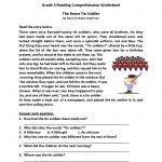 Free Printable Reading Comprehension Worksheets 3Rd Grade For Free | Free Printable Reading Worksheets