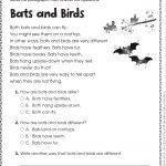 Free Printable Reading Comprehension Worksheets For Kindergarten | Free Printable Reading Worksheets