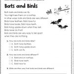Free Printable Reading Comprehension Worksheets For Kindergarten | Free Printable Worksheets For Groundhog Day