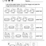 Free Printable Thanksgiving Worksheet For Kindergarten   Free | Free Printable Thanksgiving Worksheets
