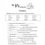 Free Printable Vocabulary Worksheets | Lostranquillos   Free | Free Printable Vocabulary Worksheets