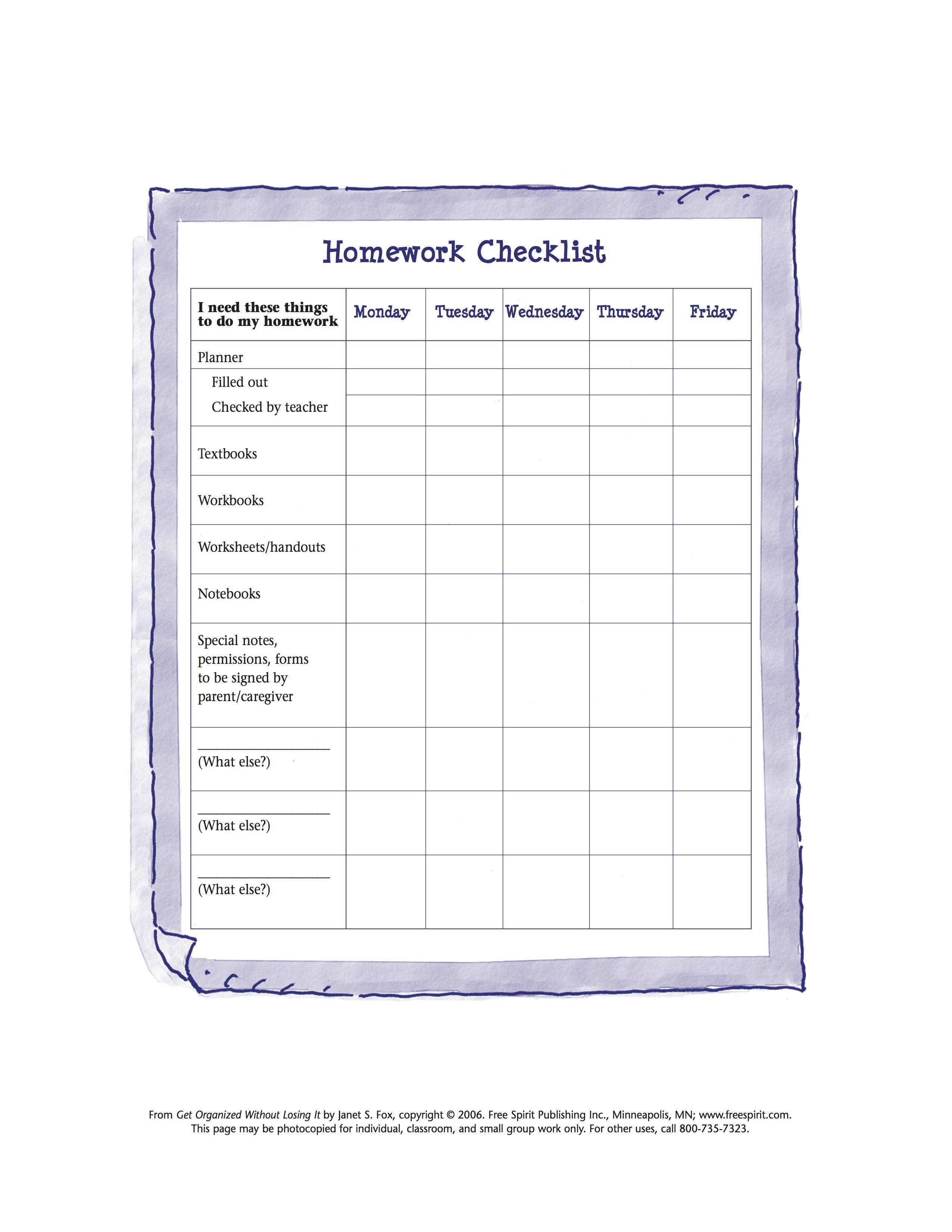 Free Printable Worksheet To Help Kids Organize Tools Needed For | Restorative Justice Printable Worksheets