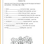 Free Printable Worksheets For 2Nd Grade – Baophapluat.club | Free Printable Grammar Worksheets For 2Nd Grade