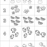 Free Printable Worksheets For Pre K And Kindergarten – With School | Free Printable Worksheets For Children
