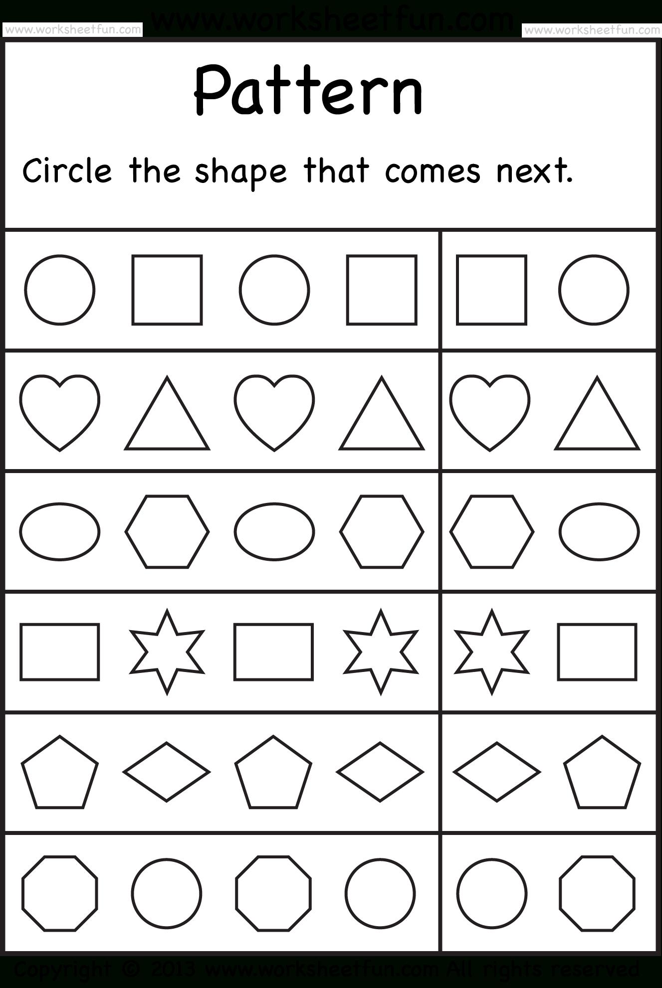 Free Printable Worksheets – Worksheetfun / Free Printable | Kindergarten Homework Printable Worksheets