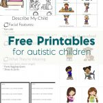 Free Printables For Autistic Children And Their Families Or   Free Printable Autism Worksheets
