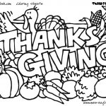 Free Thanksgiving Coloring Pages For Kids   Free Printable | Free Printable Thanksgiving Coloring Pages Worksheets