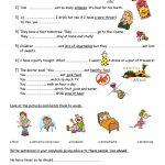 Giving Advice Worksheet   Free Esl Printable Worksheets Madeteachers | Giving Advice Printable Worksheets