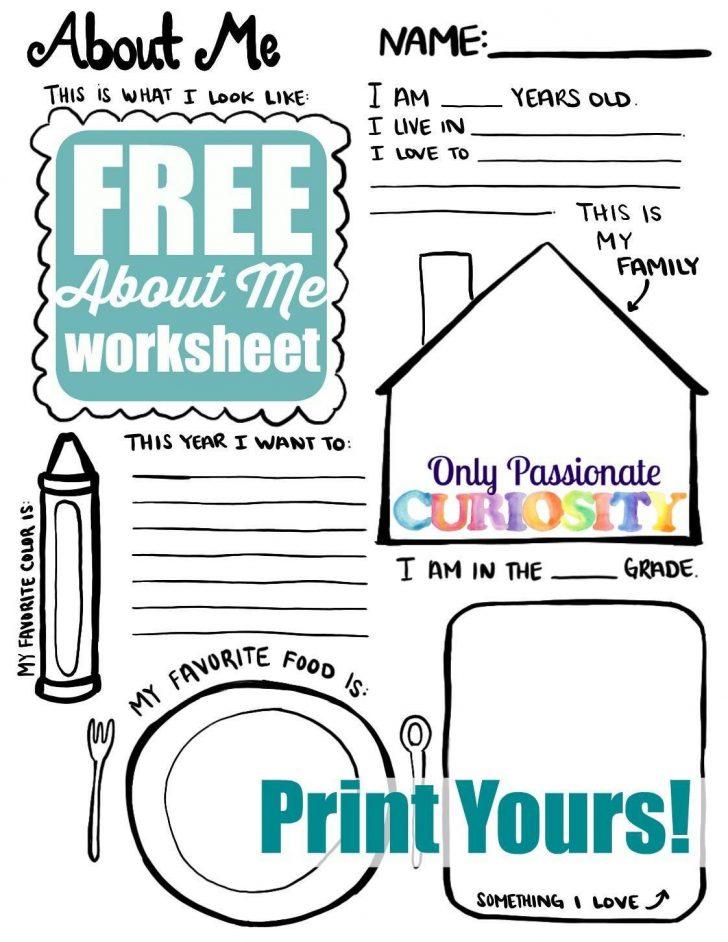 Great Schools Printable Worksheets