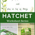 Hatchet Book Review And Worksheets   Geez, Gwen! | Hatchet Worksheets Printable