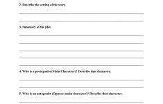 Printable Grammar Worksheets For Middle School