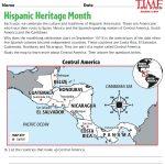 Hispanic Heritage Month Worksheets Heritage Month Poster Hispanic | Hispanic Heritage Month Printable Worksheets