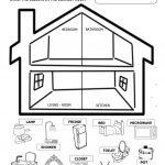 House And Furniture Worksheet   Free Esl Printable Worksheets Made | Home Worksheets Printables