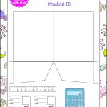 I Love These Little School Supply Printables From Doll Diaries. | 18 | My Froggy Stuff Printables Worksheets