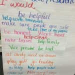 If I Were President Writing Brainstorm | Education | First Grade | If I Were President Printable Worksheet