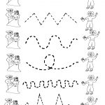 Image Detail For  Preschool Tracing Worksheets | Preschool Ideas | Free Printable Preschool Worksheets Tracing Lines